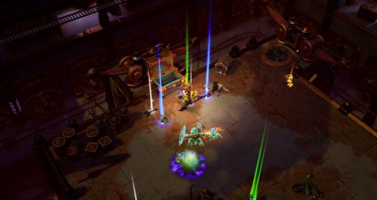 Torchlight Iii Torchlight 3 Fazeers Dun'djinn Endgame Dungeon Relics Rework Server Wipe Character Wipe Ptr