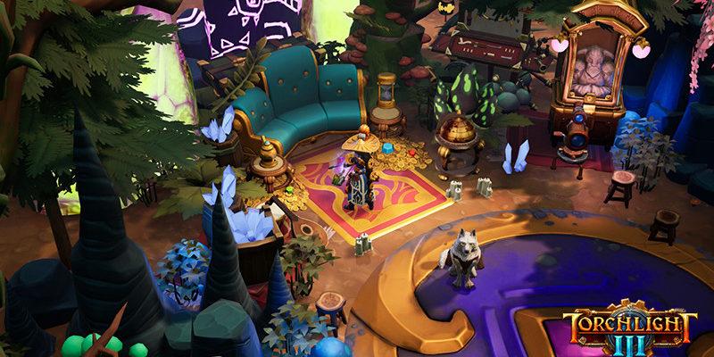 Torchlight Iii Torchlight 3 Fazeers Dun'djinn Endgame Dungeon Relics Rework Server Wipe Character Wipe Ptr Feat