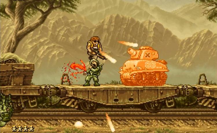 Twitch Prime Snk Games Metal Slug 2 prime gaming