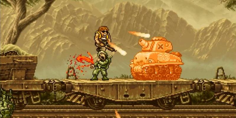 Twitch Prime Snk Games Metal Slug 2