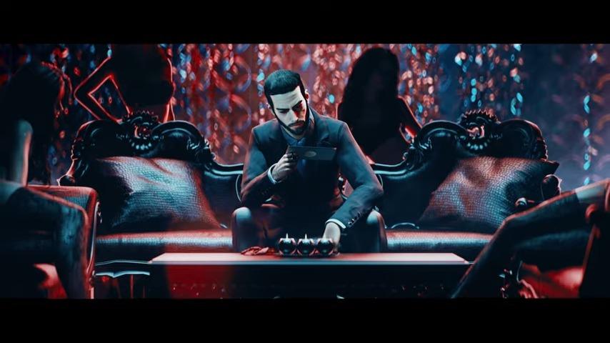 Vampire The Masquerade Swanson 0