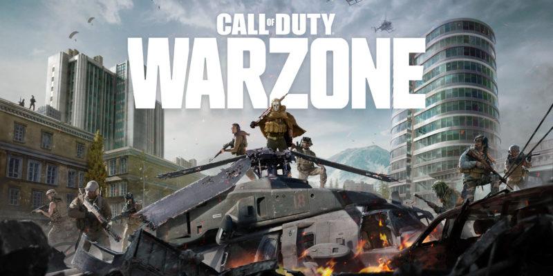 Warzone cold war