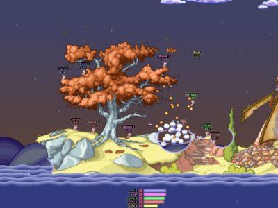 Worms Armageddon Gameplay