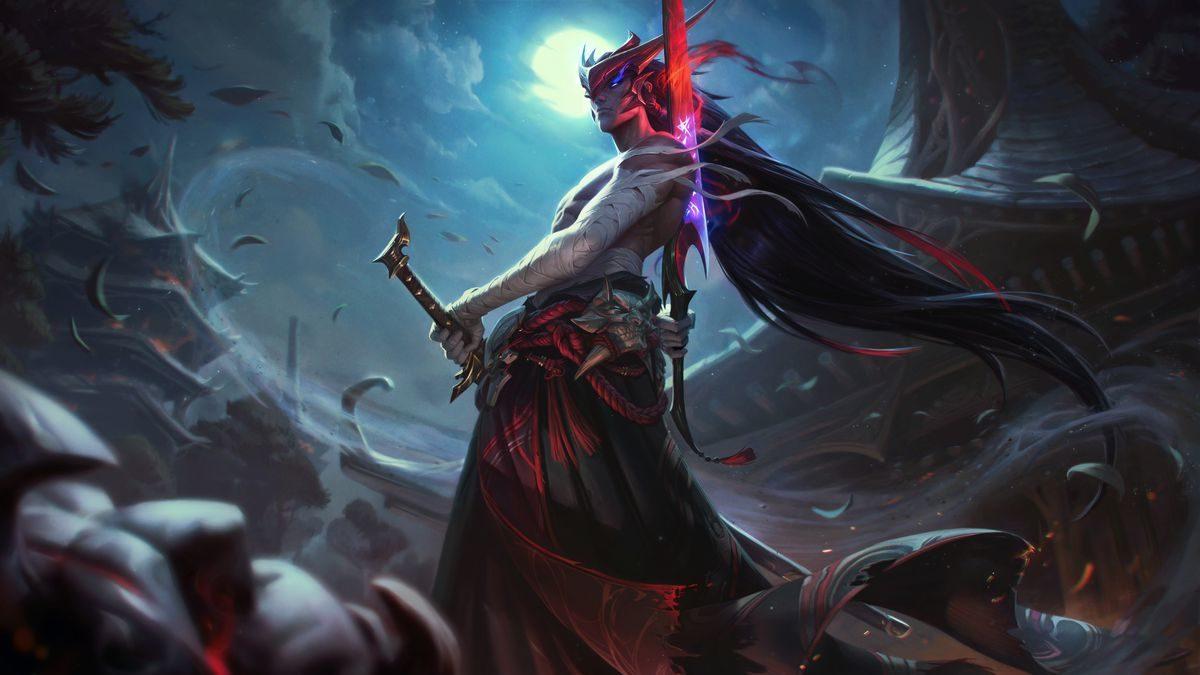 Yone Returns For Revenge As League Of Legends' Latest Champion (1)