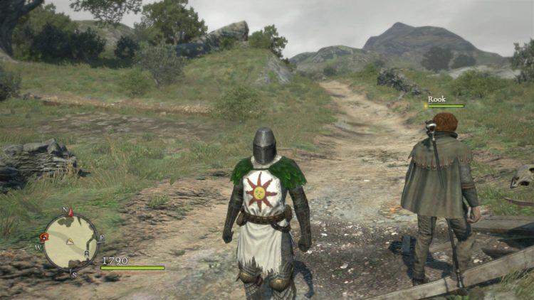 Dragons Dogma Mods Divine Surcoat