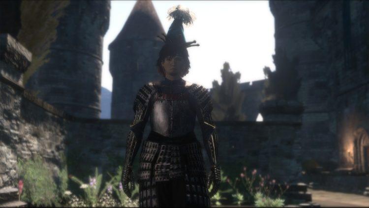 Dragons Dogma Mods Samurai Set