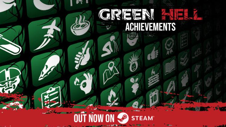 Green Hell Achievements кооперативный жуткий кувшин