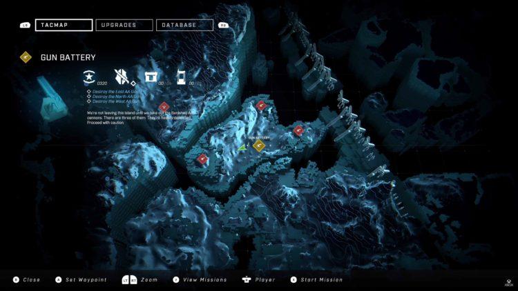 Halo Infinite Campaign Open World Map