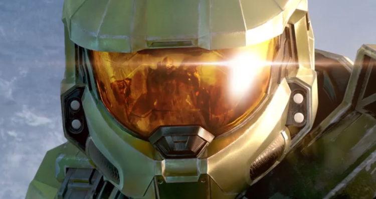 Halo Infinite Chief Visor Enemy