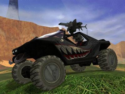Halo Mcc Season 2 Warthog