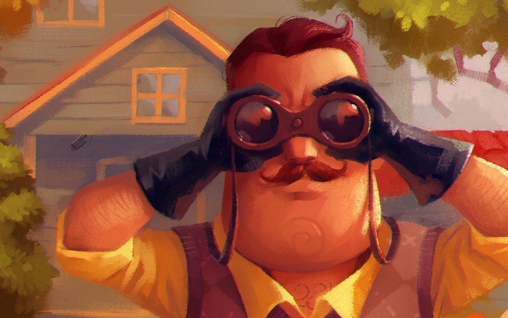 Hello Neighbor 2 reveal trailer