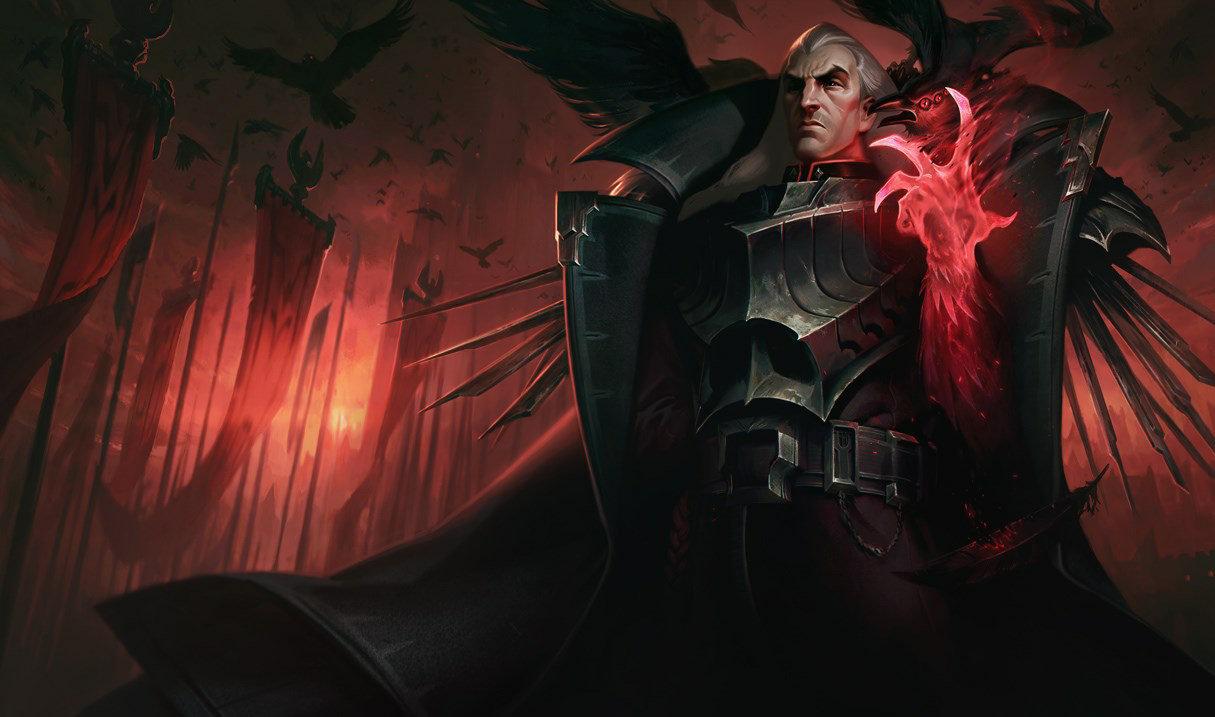 League Of Legends Patch 10.5 Swain