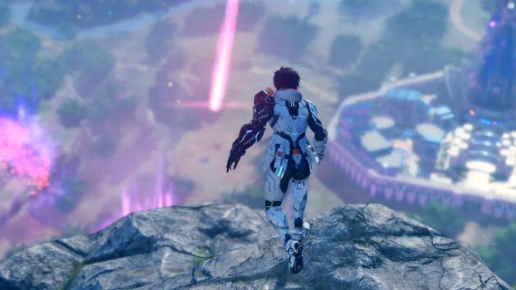 Phantasy Star Online 2 New Genesis announcement trailer