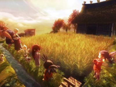 Sakuna Of Rice And Ruin Farm