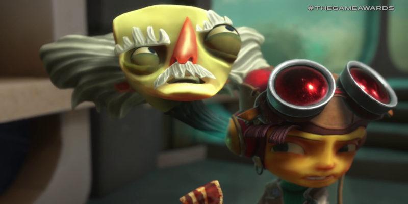 Tim Schafer Double Fine cut content Psychonauts 2 thanks to Xbox