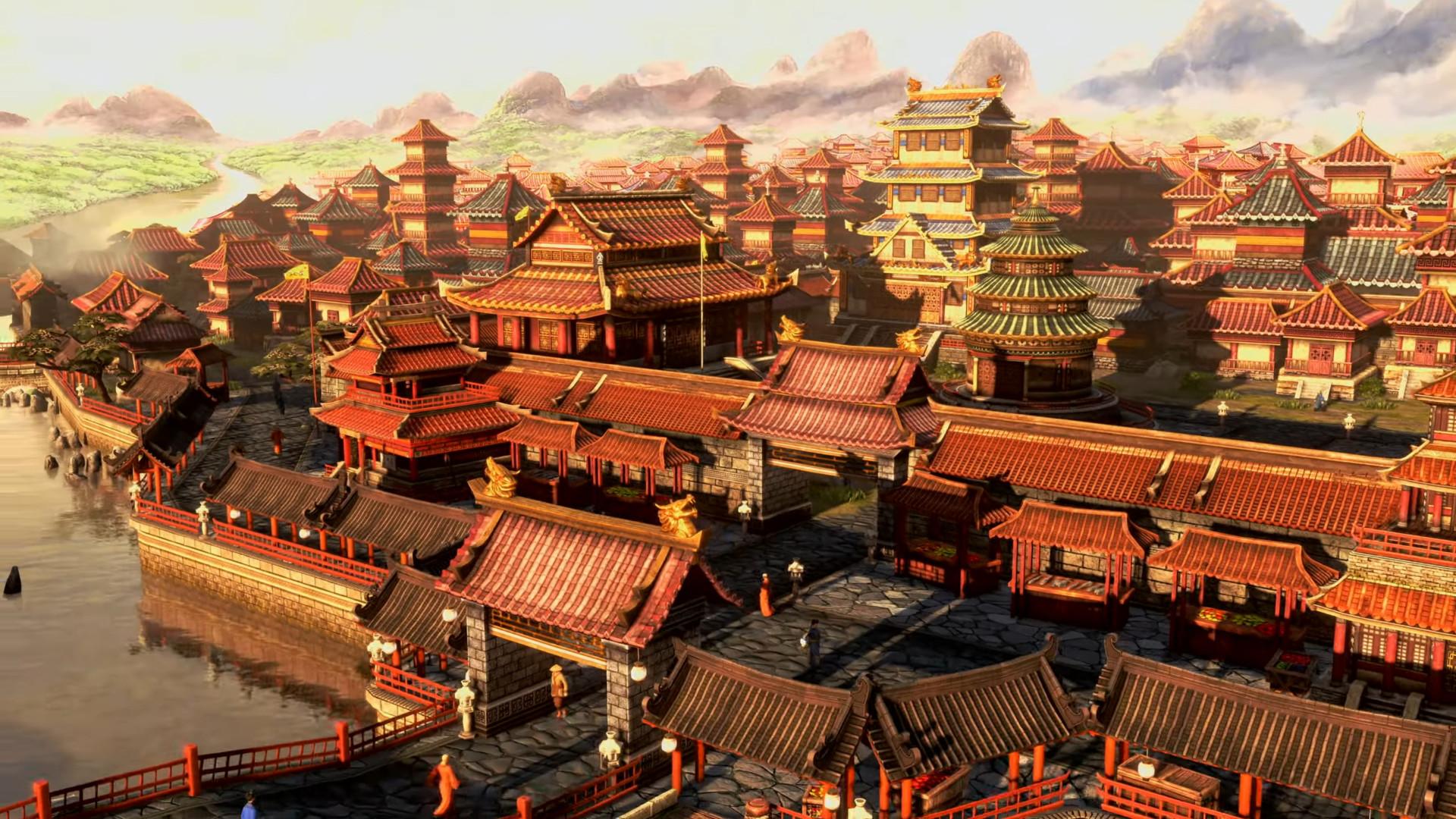 Age Of Empires Iii Definitive Edition Trailer october