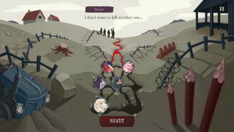 Animal Farm Battle 2