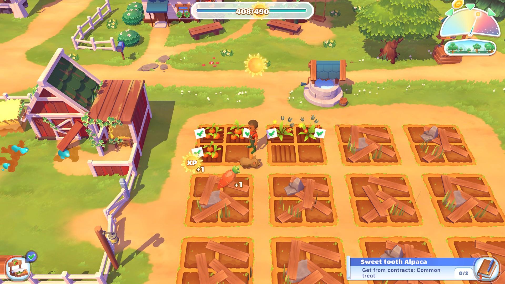 Big Farm Story Farming