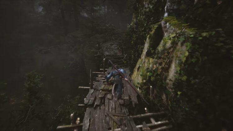 Black Myth Wu Kong 13 Minutes Official Gameplay Trailer 6 1 Screenshot