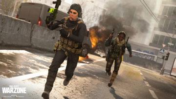 Modern Warfare Warzone C4