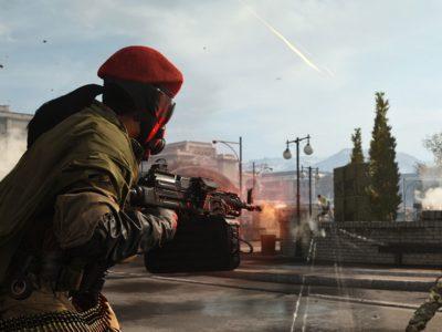 Call Of Duty Warzone Bruen Lmgs