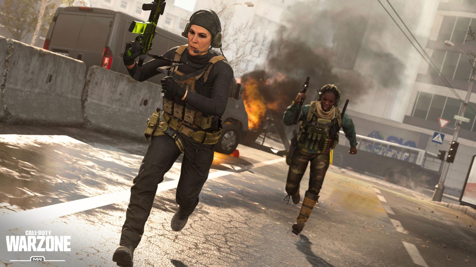 Warzone FFAR 1