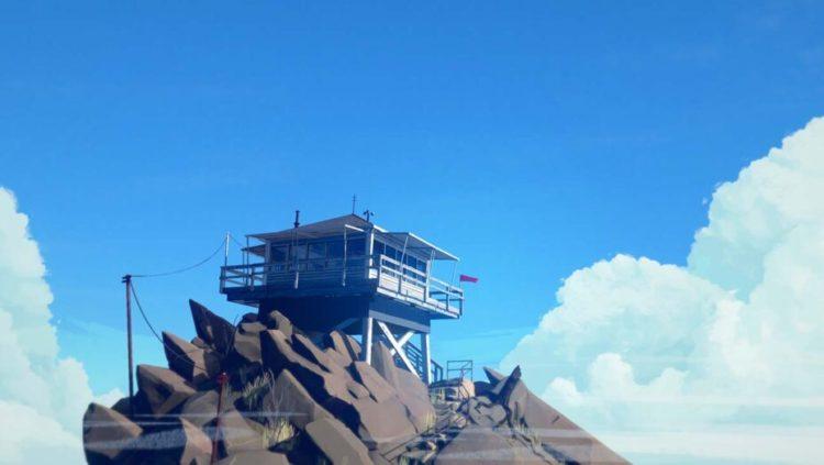 Firewatch Movie Is Alive Campo santo