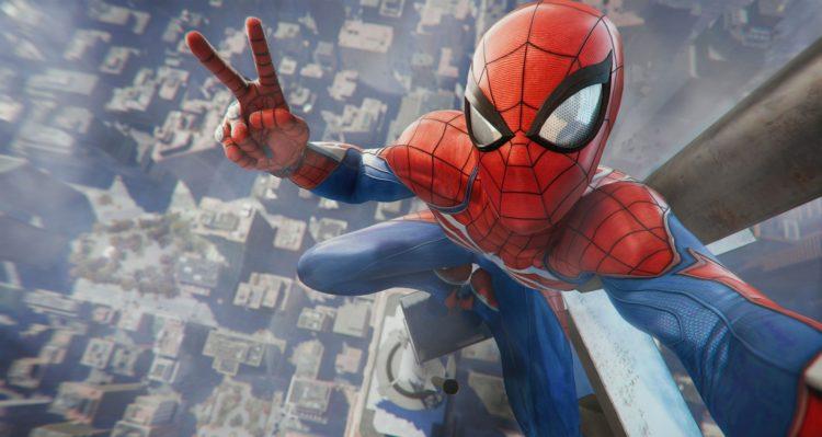 Marvel's Avengers Spider-Man эксклюзив для PlayStation