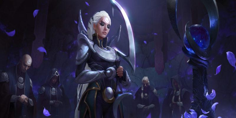 Legends of Runeterra champion Diana