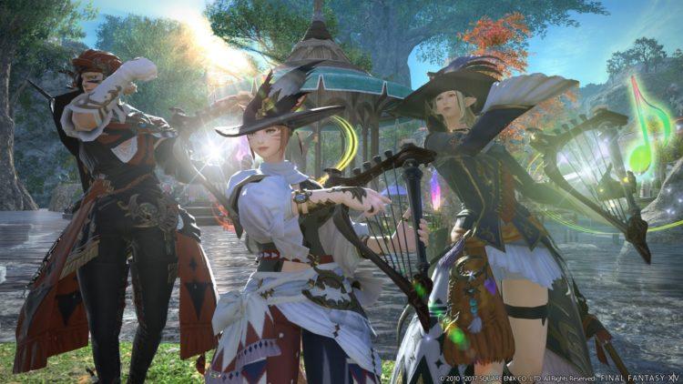 Final Fantasy Xiv Бард