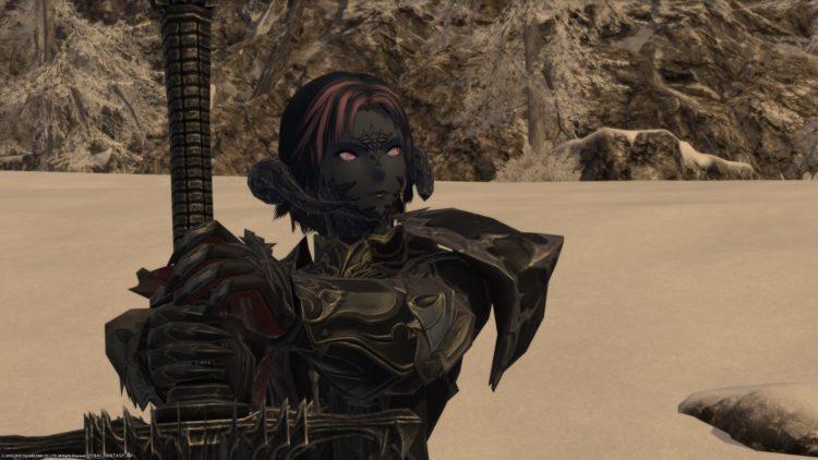 Final Fantasy Xiv Темный Рыцарь 2