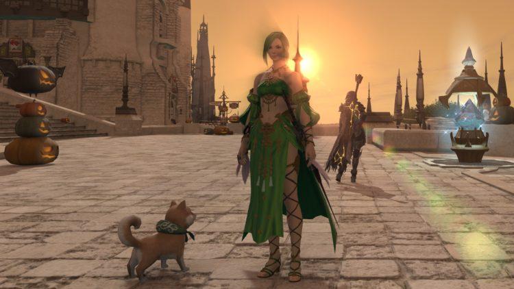 Final Fantasy Xiv Glamours