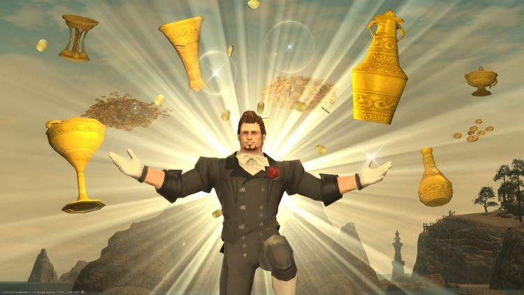Final Fantasy Xiv Хильдибранд