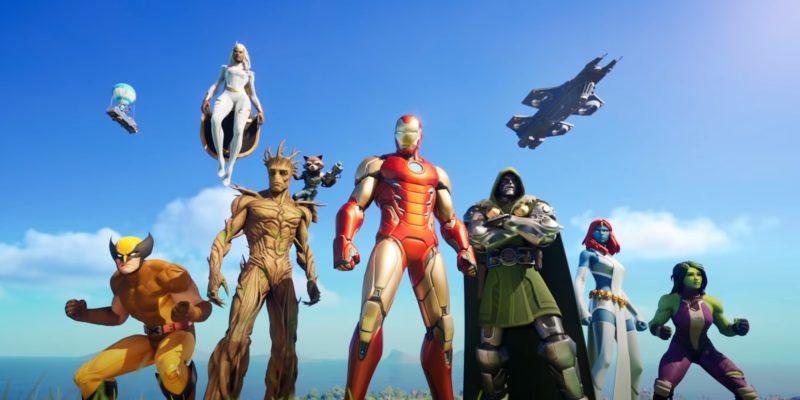 Fortnite Nexus Wars Begins Now As Marvel Heroes & Villains Join Forces (3)