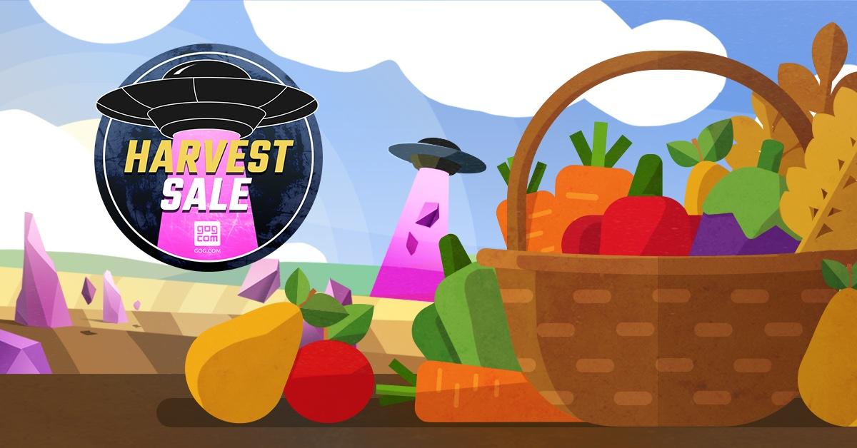 Gog Harvest Sale