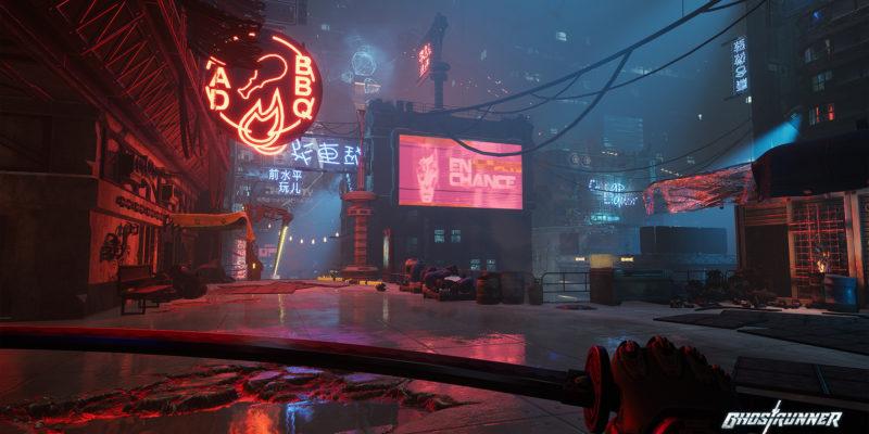 Ghostrunner Teaser Shows Off More Slick Action, Beta Incoming (1)