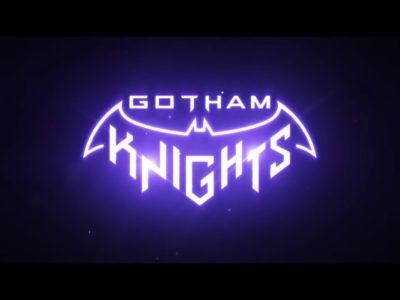 Gotham Knights trailer