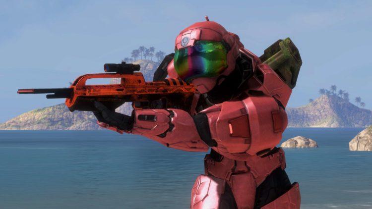 Halo Mcc Odst PC Season Cosmetics