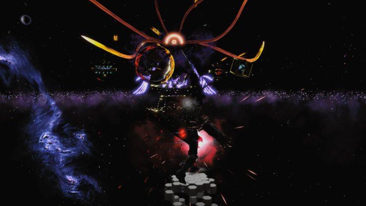 Hellpoint True Ending Sentient Final Boss 1