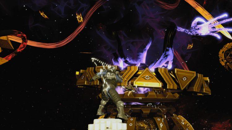 Hellpoint True Ending Sentient Final Boss 5
