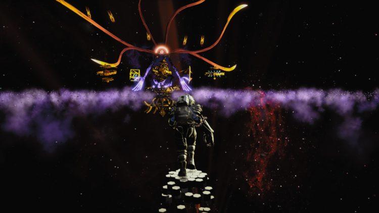 Hellpoint True Ending Sentient Финальный босс 6
