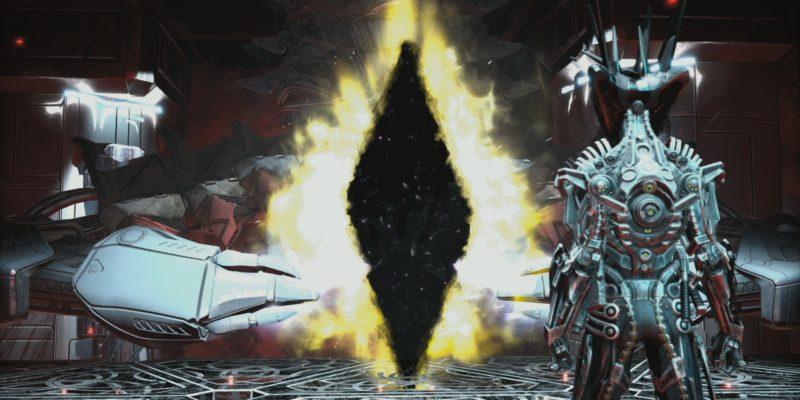 Hellpoint True Ending Sentient Final Boss Feat