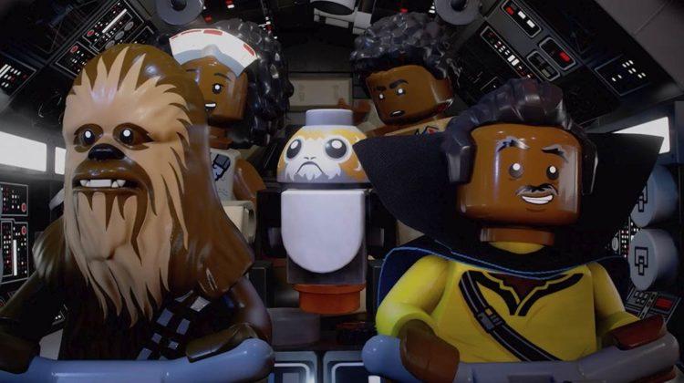Lego Star Wars The Skywalker Saga Gets Force Pushed To 2021 Release