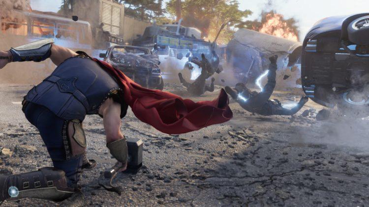 Marvel's Avengers 2