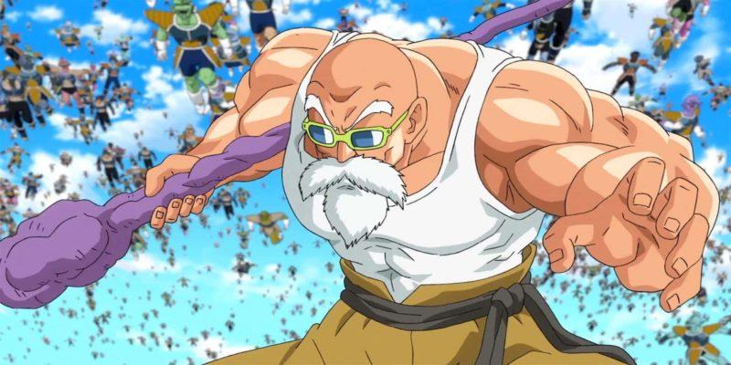 Dragon Ball FighterZ Master Roshi DLC reveal