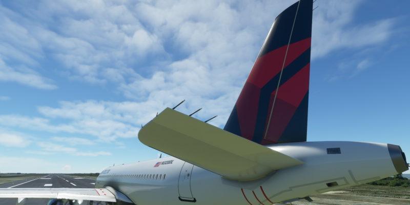 Microsoft Flight Simulator Airbus A320 Neo Delta 2