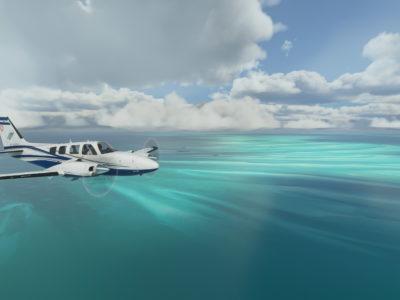 Microsoft Flight Simulator Bahamas Baron