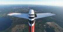 Microsoft Flight Simulator Bonanza Over Fl
