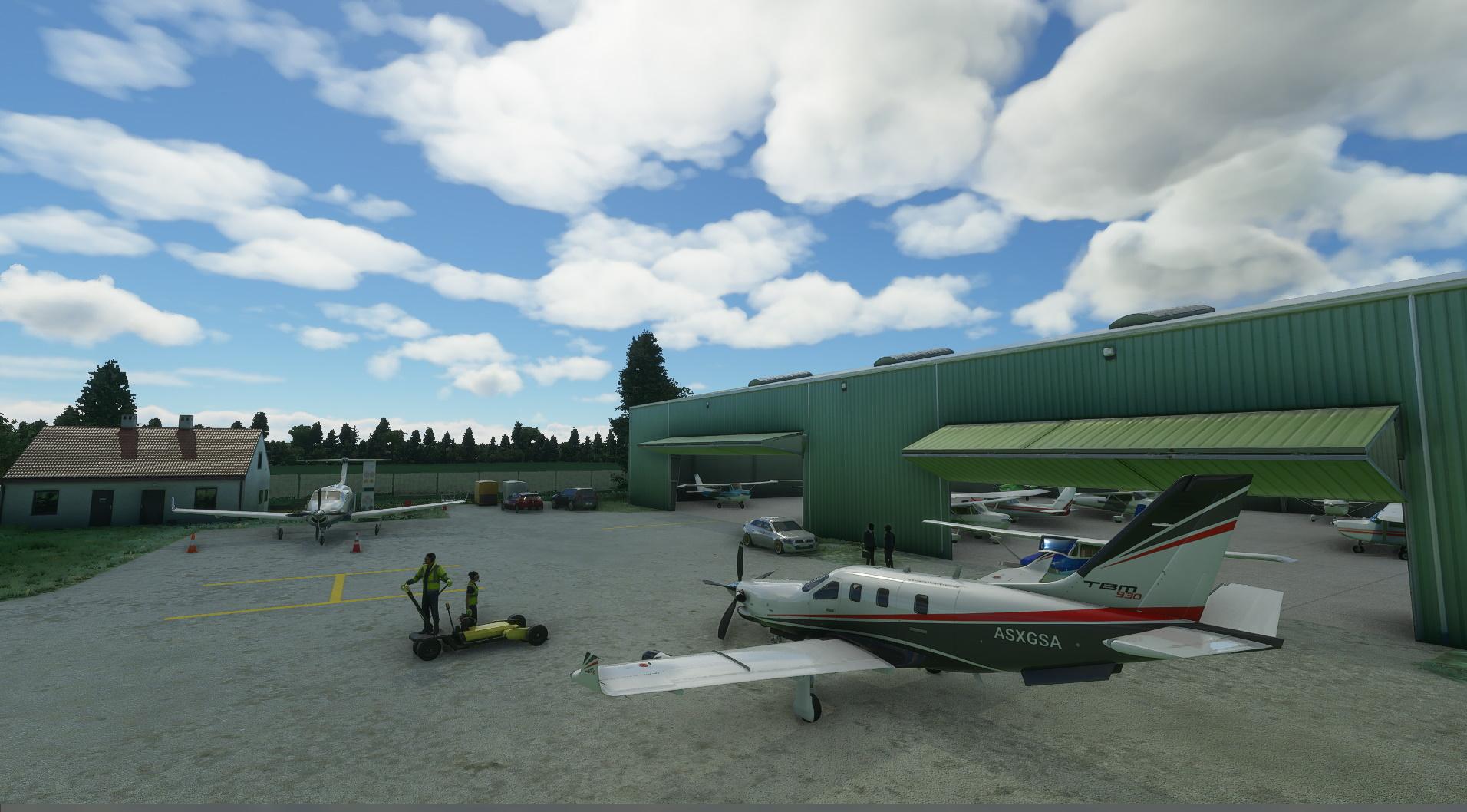 Microsoft Flight Simulator Epku By Drezwiecki Design