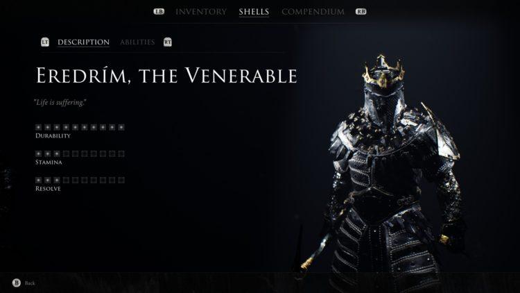 Mortal Shell Eredrim The Venerable Guide 2